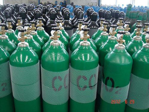 Khí CO2 Công Nghiệp
