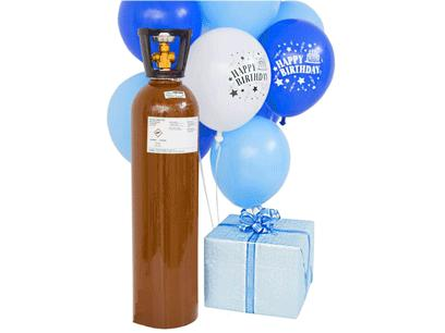 Khí Helium tinh khiết